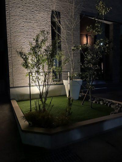 Night gardenも楽しみましょう
